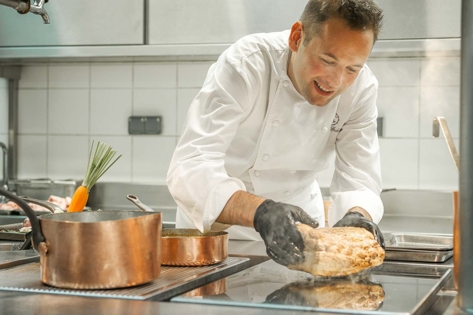 photographe d entreprise et Chef de cuisine Paris