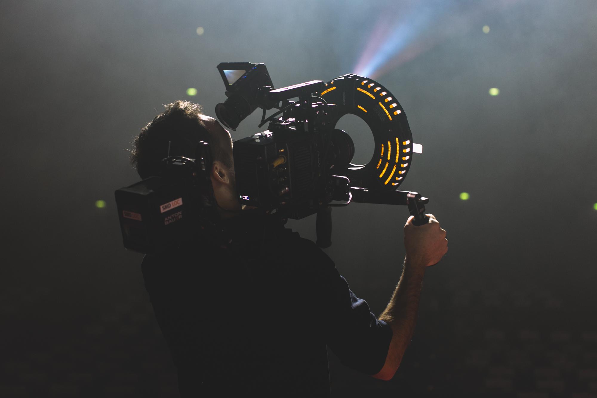 film événementiel agence vidéo Paris