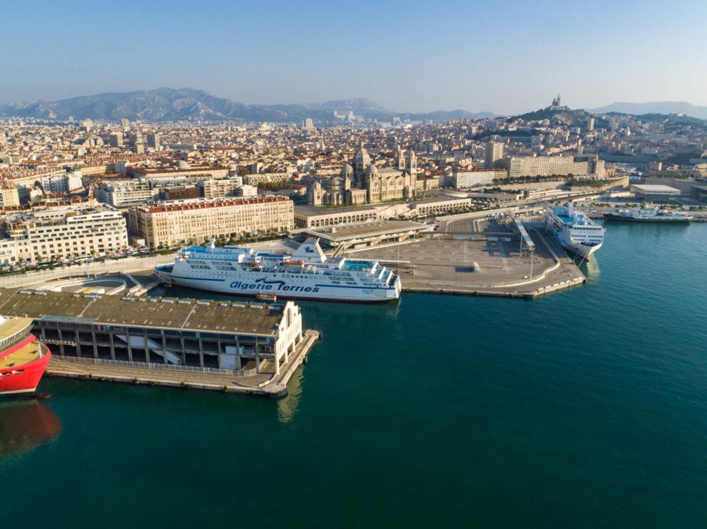 Drone prise de vue professionnelle - Marseille